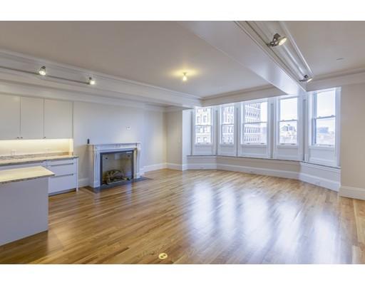 独户住宅 为 出租 在 101 Beacon Street 波士顿, 马萨诸塞州 02116 美国