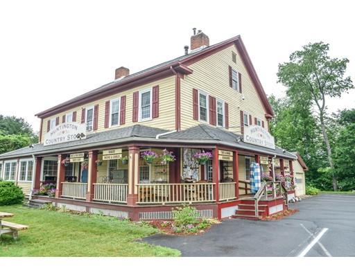 Comercial por un Venta en 70 Worthington Road Huntington, Massachusetts 01050 Estados Unidos