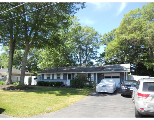 Single Family Home for Sale at 56 Lynn Road Brockton, Massachusetts 02302 United States