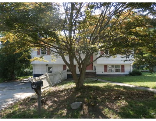 Single Family Home for Sale at 17 Cashman Place Brockton, Massachusetts 02301 United States