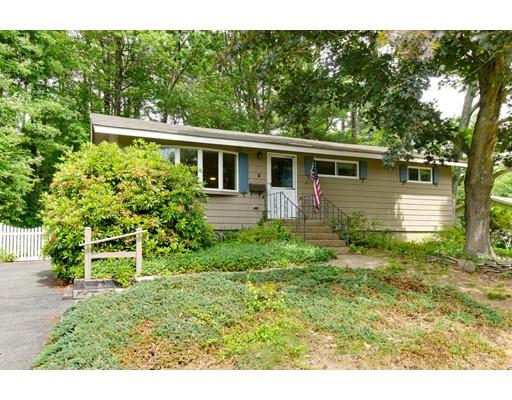 واحد منزل الأسرة للـ Sale في 2 Holly Street Burlington, Massachusetts 01803 United States