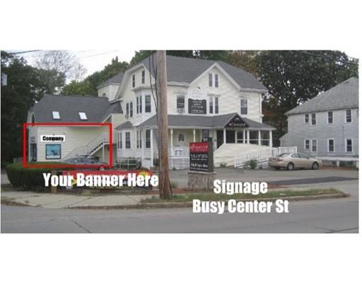 Commercial pour l à louer à 1349 Centre Street 1349 Centre Street Newton, Massachusetts 02459 États-Unis