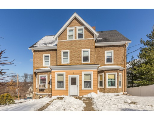 Multi-Family Home for Sale at 128 Bigelow Street Boston, Massachusetts 02135 United States
