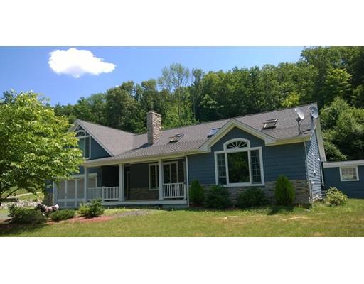 Casa Unifamiliar por un Venta en 259 Holland Road Sturbridge, Massachusetts 01566 Estados Unidos