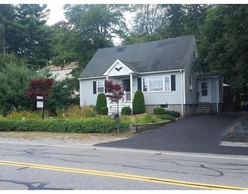 Частный односемейный дом для того Продажа на 338 Treble Cove Road Billerica, Массачусетс 01821 Соединенные Штаты