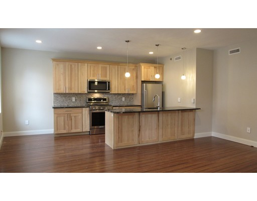Single Family Home for Rent at 104 Prince Street Boston, Massachusetts 02113 United States