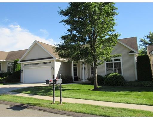 共管式独立产权公寓 为 销售 在 9 Strong Farm Ln #9 South Hadley, 马萨诸塞州 01075 美国
