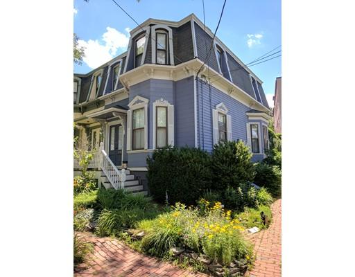 Single Family Home for Rent at 72 Walker Street Cambridge, Massachusetts 02138 United States