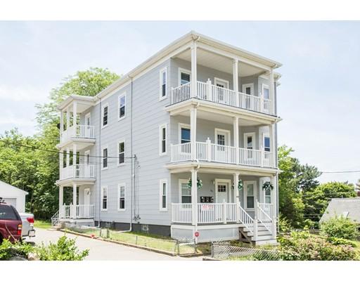 شقة للـ Rent في 221 Ames St #2 Brockton, Massachusetts 02302 United States