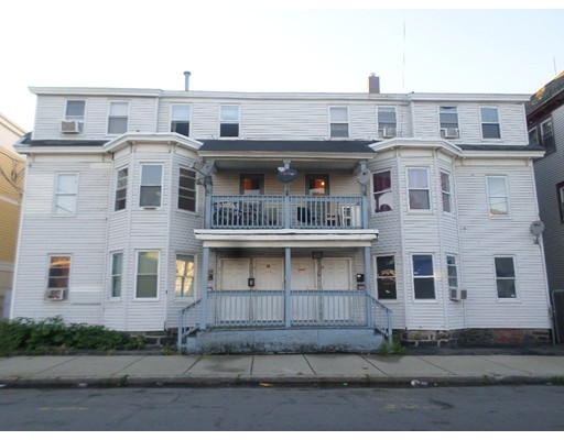 Multi-Family Home for Sale at 6 Springfield Street 6 Springfield Street Lawrence, Massachusetts 01843 United States