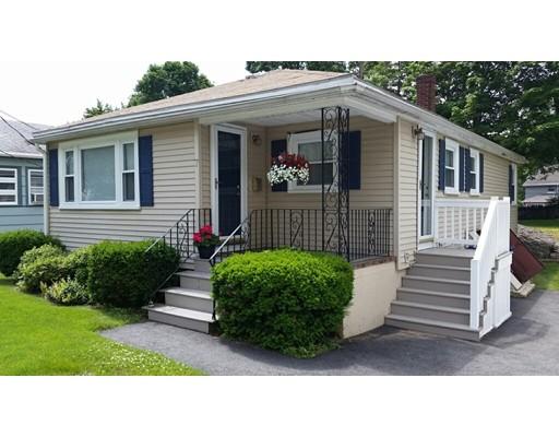 独户住宅 为 销售 在 7 Morgan Street 林恩, 马萨诸塞州 01904 美国