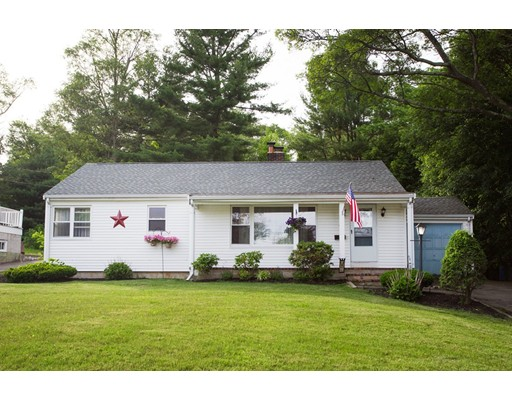 Single Family Home for Sale at 79 Pond Street Avon, Massachusetts 02322 United States