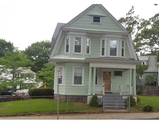 Single Family Home for Sale at 15 Bourne Street Boston, Massachusetts 02130 United States