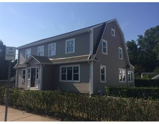Single Family Home for Rent at 267 North Beacon Street Watertown, Massachusetts 02472 United States