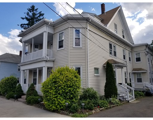Condominium for Sale at 117 Quincy Street Quincy, Massachusetts 02169 United States