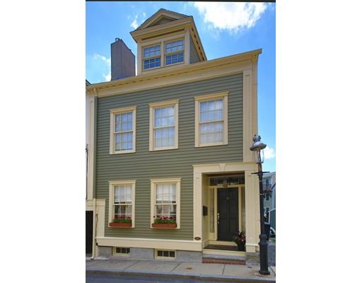 Single Family Home for Sale at 14 Putnam Street Boston, Massachusetts 02129 United States