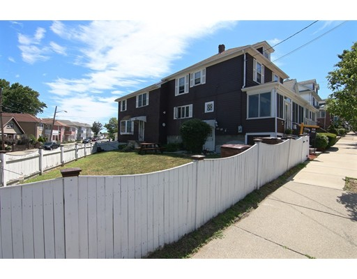 Multi-Family Home for Sale at 43 Greenhalge Everett, Massachusetts 02149 United States
