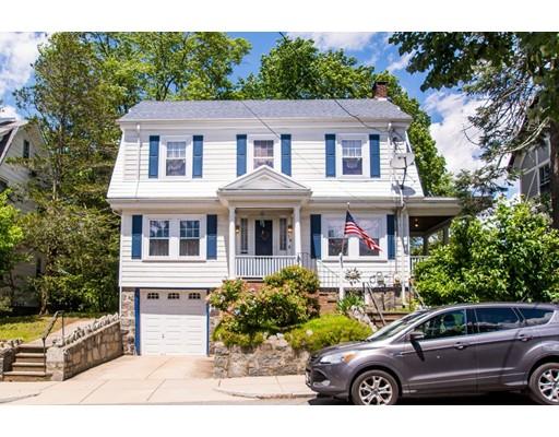 Maison unifamiliale pour l Vente à 38 Hardwick Street Boston, Massachusetts 02135 États-Unis