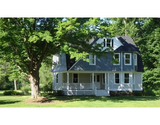 واحد منزل الأسرة للـ Sale في 274 State Road Great Barrington, Massachusetts 01230 United States