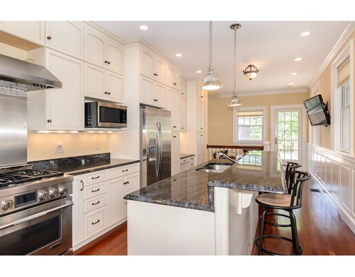 Single Family Home for Sale at 1716 Beacon Street Brookline, Massachusetts 02445 United States