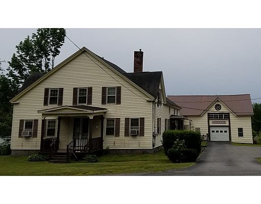 Multi-Family Home for Sale at 27 Main Ashburnham, Massachusetts 01430 United States