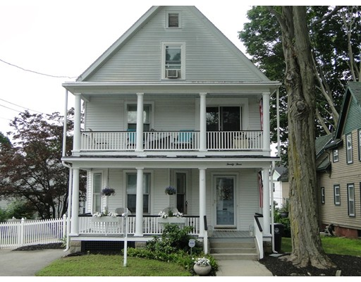 Multi-Family Home for Sale at 23 Greenleaf Street Haverhill, Massachusetts 01835 United States