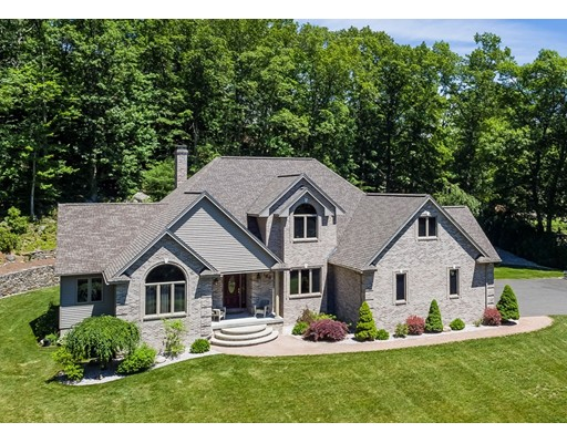 Single Family Home for Sale at 186 Tower Road Ludlow, Massachusetts 01056 United States