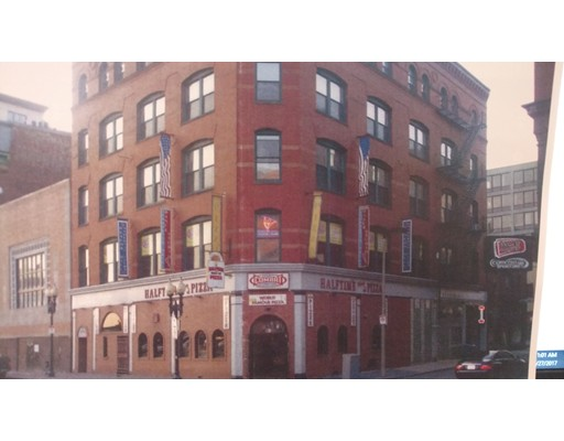 Commercial for Sale at 117 Causeway Boston, Massachusetts 02114 United States
