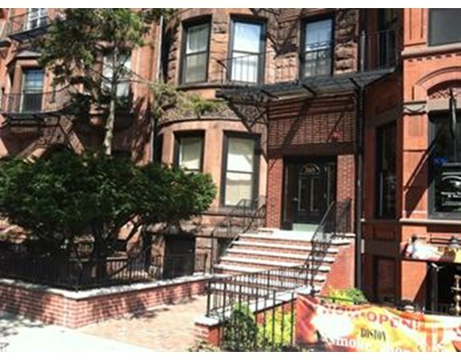 Single Family Home for Rent at 265 Newbury Street Boston, Massachusetts 02116 United States