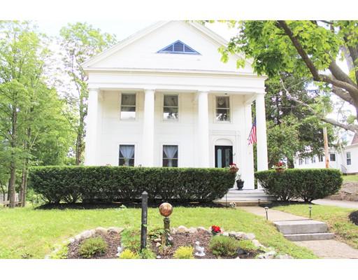 独户住宅 为 销售 在 31 Main Street 艾什本罕, 马萨诸塞州 01430 美国