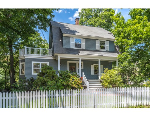 Single Family Home for Rent at 31 Lincoln Street Lexington, Massachusetts 02420 United States