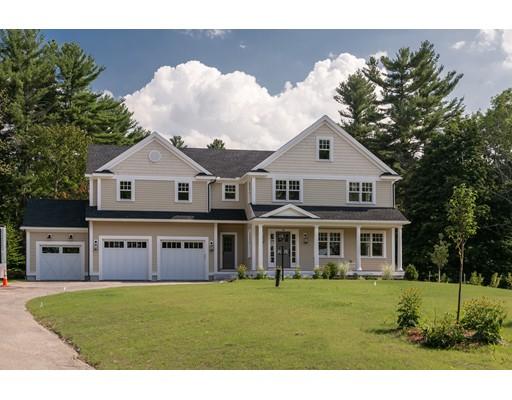 Maison unifamiliale pour l Vente à 48 Sorli Way Carlisle, Massachusetts 01741 États-Unis