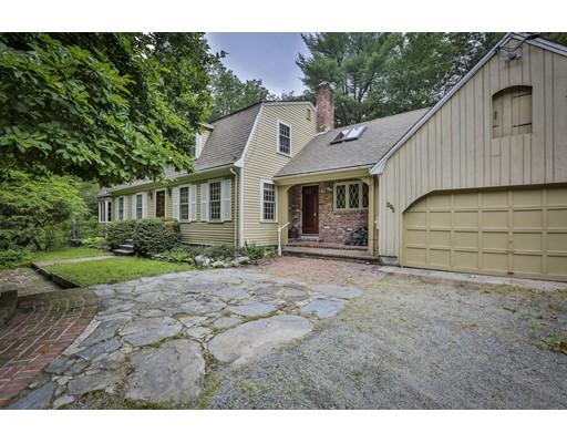 Casa Unifamiliar por un Venta en 295 Littleton County Road 295 Littleton County Road Harvard, Massachusetts 01451 Estados Unidos