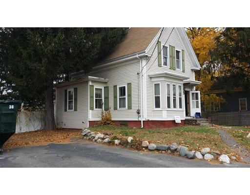 Single Family Home for Sale at 39 Lazel Whitman, Massachusetts 02382 United States