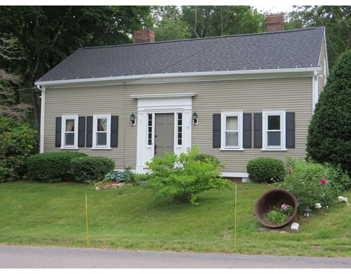 Single Family Home for Sale at 5 High Street Ashburnham, Massachusetts 01430 United States
