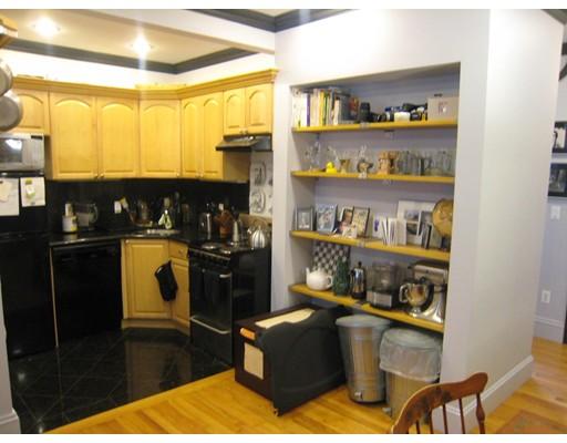 独户住宅 为 出租 在 1 Hull Street Court 波士顿, 马萨诸塞州 02113 美国