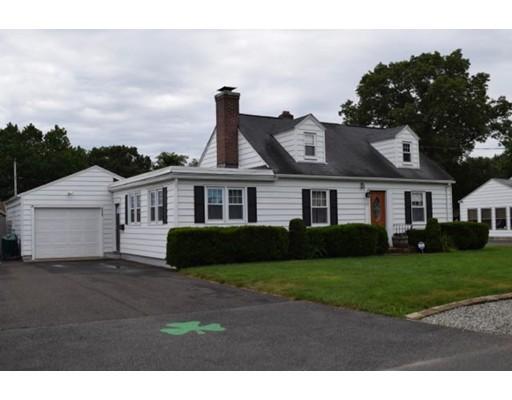 Casa Unifamiliar por un Venta en 117 Frontenac Street Chicopee, Massachusetts 01020 Estados Unidos