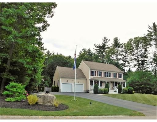 Single Family Home for Sale at 85 Queens Circle Raynham, Massachusetts 02767 United States