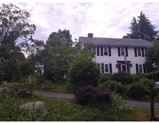 Single Family Home for Sale at 113 Walcott Street Stow, Massachusetts 01775 United States