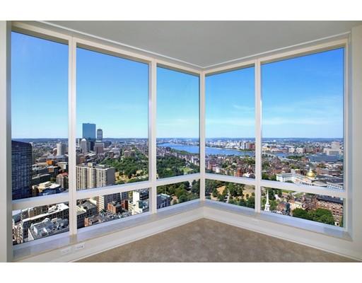 Appartement pour l à louer à 1 Franklin #4303 Boston, Massachusetts 02108 États-Unis