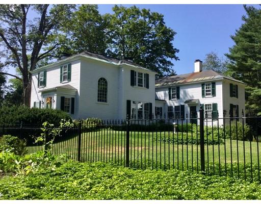 واحد منزل الأسرة للـ Sale في 224 Glenallen Street 224 Glenallen Street Winchendon, Massachusetts 01475 United States
