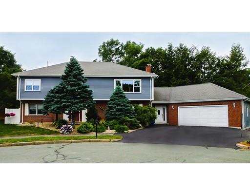 Частный односемейный дом для того Продажа на 26 Renee Drive Wakefield, Массачусетс 01880 Соединенные Штаты