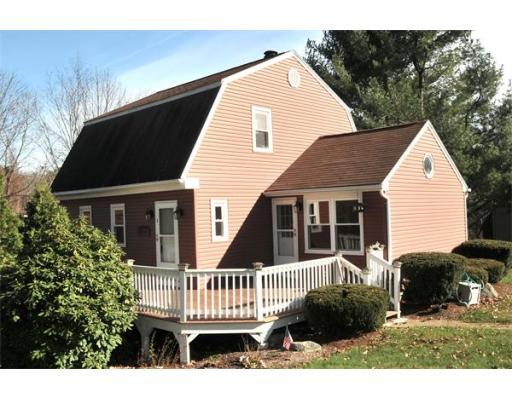Частный односемейный дом для того Аренда на 1 Old Farm Road Auburn, Массачусетс 01501 Соединенные Штаты