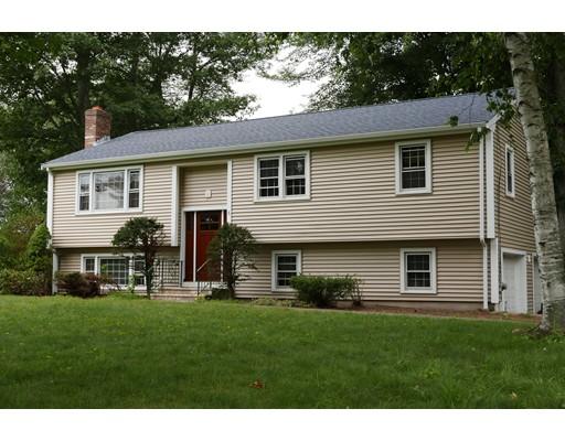 Maison unifamiliale pour l à louer à 6 Pondview Way Northborough, Massachusetts 01532 États-Unis