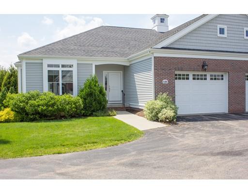 共管式独立产权公寓 为 销售 在 131 Winterberry Way 诺福克, 马萨诸塞州 02056 美国