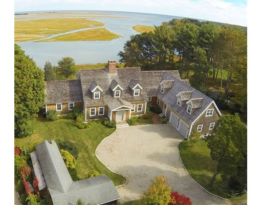 Casa Unifamiliar por un Venta en 69 Abrams Hill Road 69 Abrams Hill Road Duxbury, Massachusetts 02332 Estados Unidos