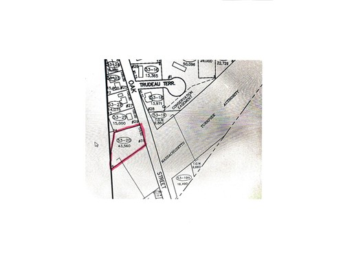 Land for Sale at 31 Oak Street Wayland, Massachusetts 01778 United States
