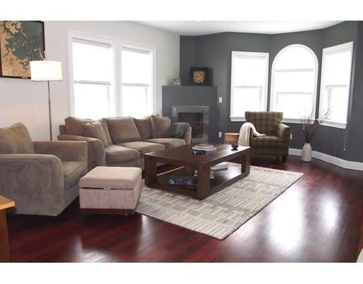 Townhome / Condominium for Rent at 63 Chestnut Avenue 63 Chestnut Avenue Boston, Massachusetts 02130 United States