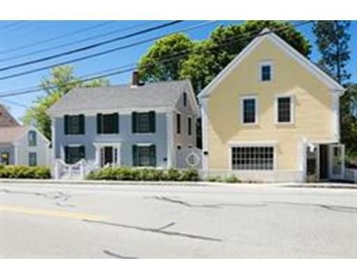 Частный односемейный дом для того Продажа на 230 Main Street 230 Main Street Wellfleet, Массачусетс 02667 Соединенные Штаты