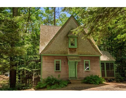 Maison unifamiliale pour l Vente à 14 Oak Ridge Road Nottingham, New Hampshire 03390 États-Unis